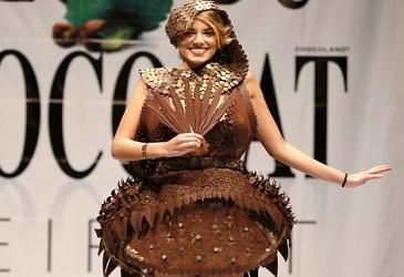 Fashion met chocolade