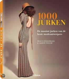 1000 jurken boek
