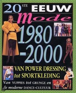 20e eeuw mode