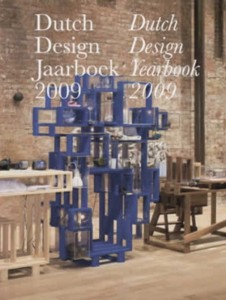dutch design jaarboek 2009