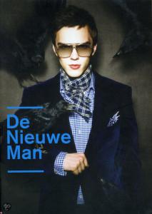 de nieuwe man boek