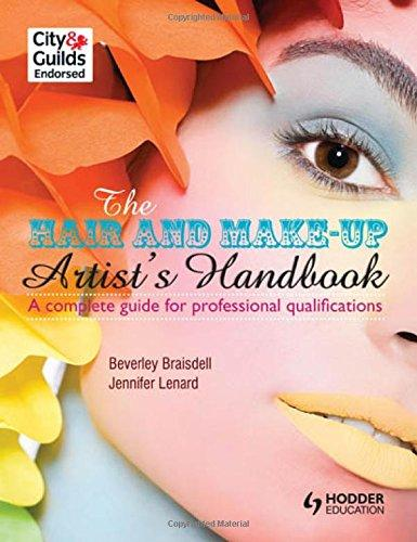 the hair and makeup artist handbook