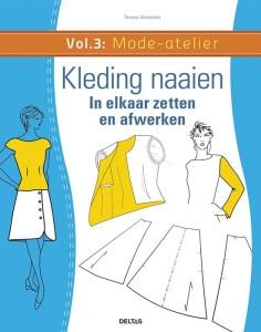 kleding naaien boek