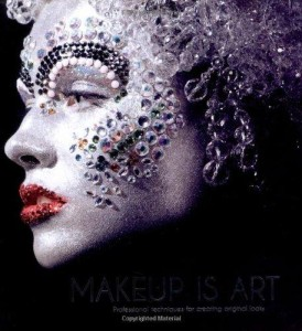 make-up is art boek