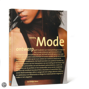 mode ontwerp boek