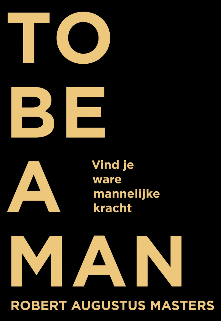 to be a man boek