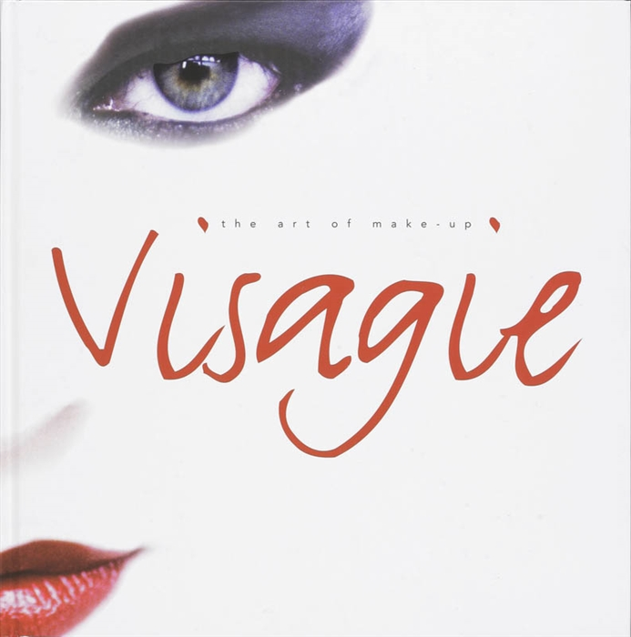 visagie the art of make-up boek