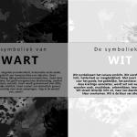 Kleursymboliek zwart en wit