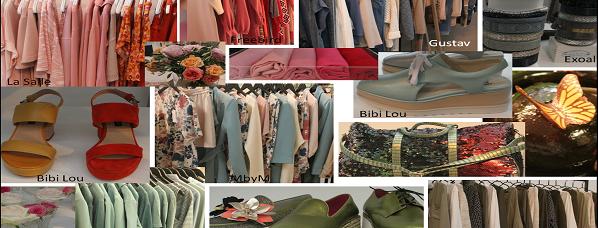 Modefabriek als inspiratie
