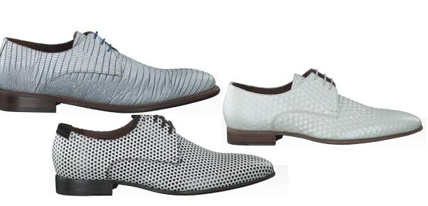 witte schoen