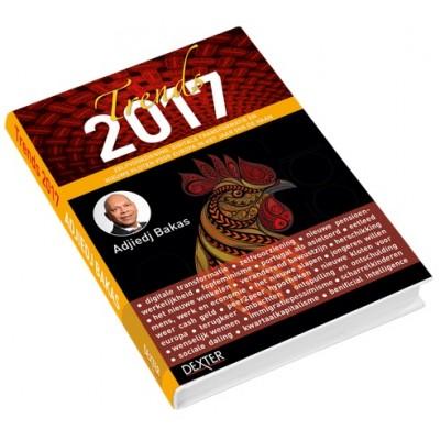 Book Cover: Trends 2017 | Adjiedj Bakas