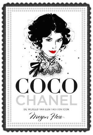 Book Cover: Coco Chanel | Megan Hess | Kosmos