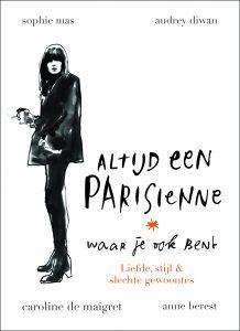 Boek Cover Altijd een Parisienne | Caroline de Maigret | Momedia