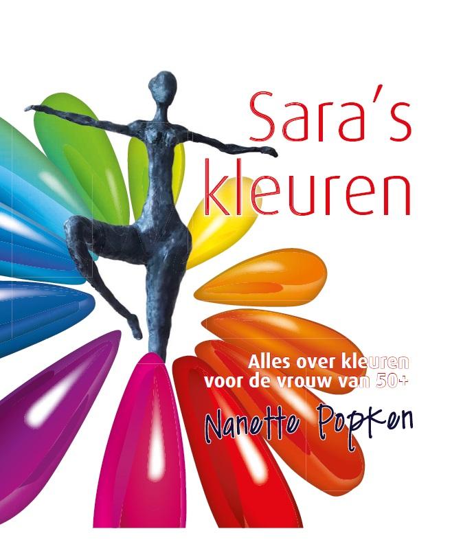 Book Cover: Sara's Kleuren   Nanette Popken   Kantoorboek