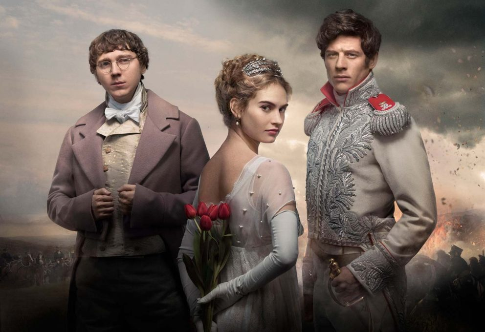 Nieuwe verfilming 'War and Peace'