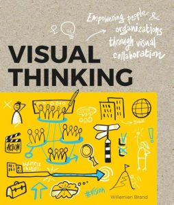 Boek Cover Visual Thinking | Willemien Brand | BIS Publishers
