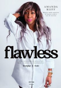 Book Cover: Flawless | Amanda Rijff | Spectrum