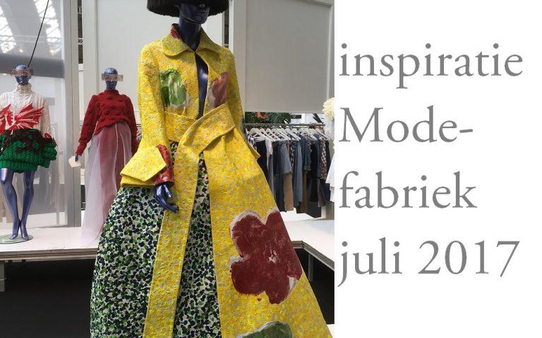 Modefabriek SS18