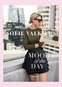 Boek Cover Mood of the Day | Sofie Valkiers