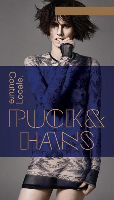 Book Cover: Puck&Hans - Couture Locale