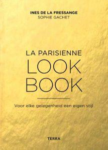 Boek Cover La Parisienne Look Book  | Ines de la Fressange & Sophie Gachet | Terra