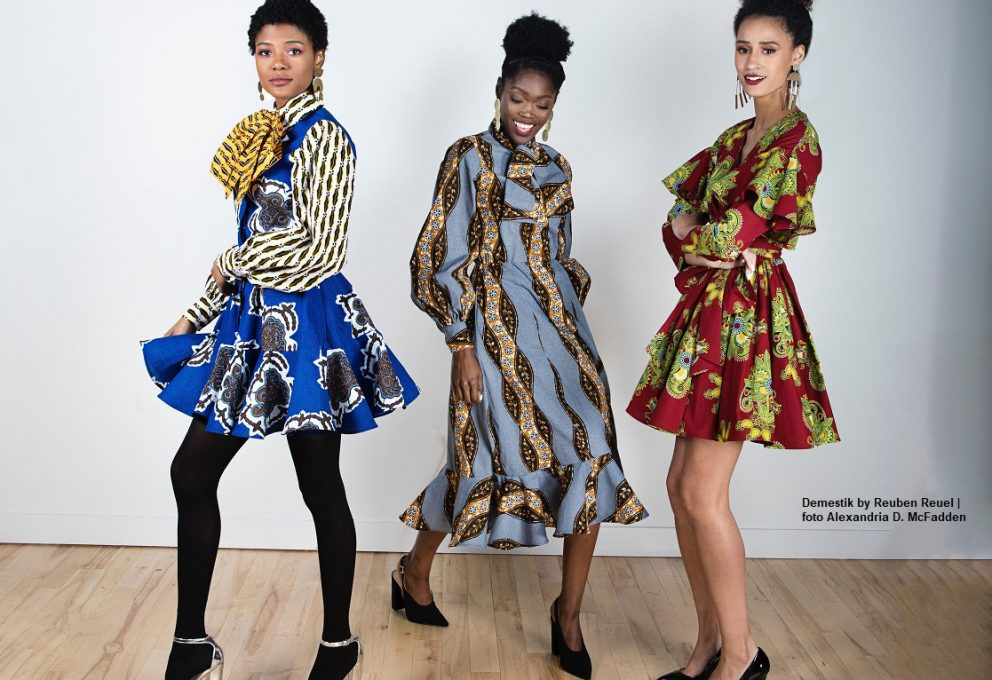 De diversiteit van Afrikaanse fashion
