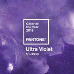 Ultra violet – kleur 2018