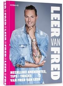 Boek Cover Leer van Fred | Fred van Leer | Kosmos