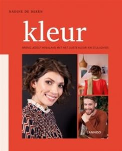 Book Cover: Kleur | Nadine de Deken | Lannoo