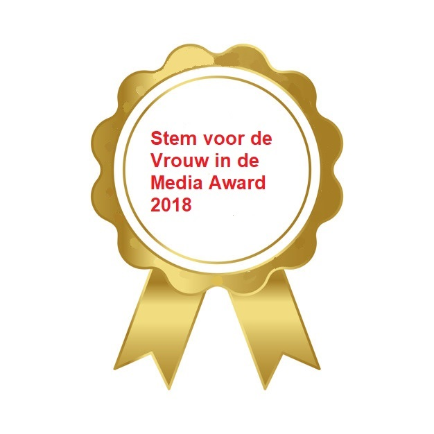 Stem voor Vrouw in de Media Awards