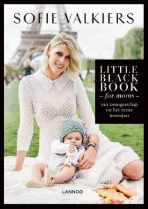 Book Cover: Little Black Book - for moms - | Sofie Valkiers | Terra Lannoo - Spectrum