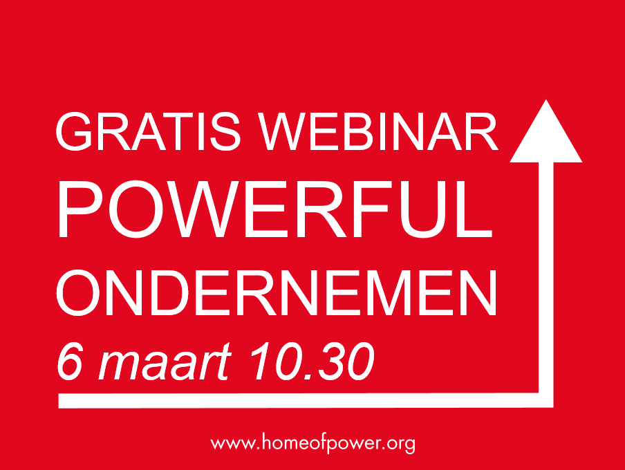 Powerful ondernemen