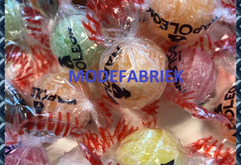 Snoepjes van de Modefabriek