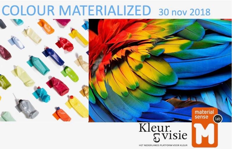 Symposium Kleur & Materiaal
