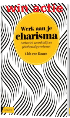 Win het boek Werken aan je Charisma