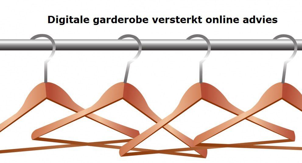 Digitale garderobe versterkt online advies