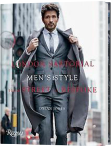 Boek Cover London Sartorial | Dylan Jones | Mendo.nl