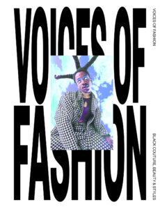 Boek Cover Voices of Fashion | Waanders&DeKunst